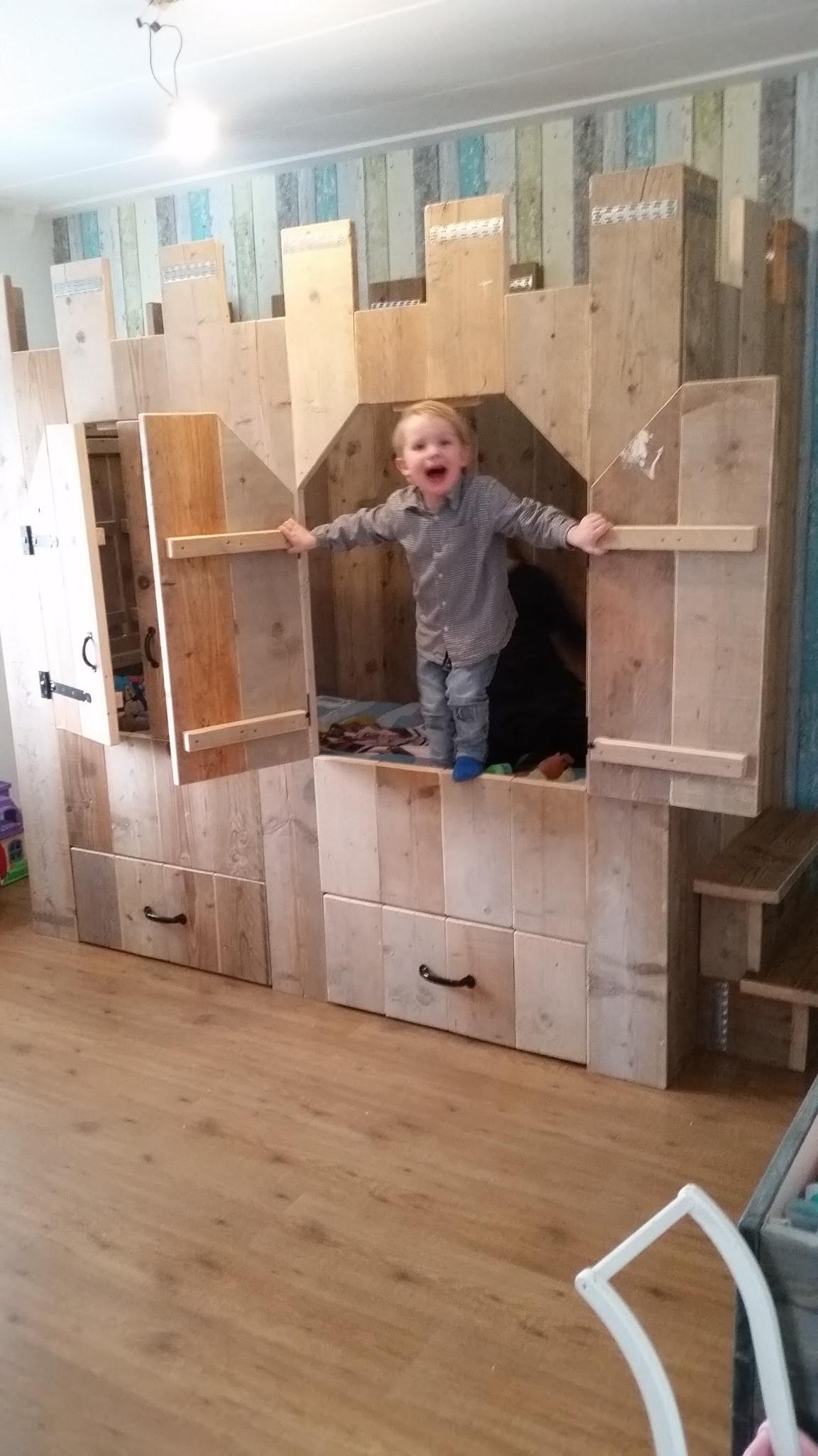 Hoogslaper kind marktplaats beste idee n over jongens hoogslapers op kinderen zolder - Tiener hoogslaper ontwerp ...