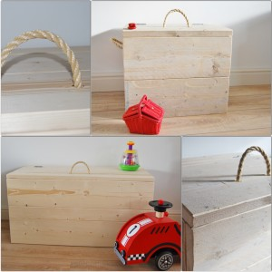 speelgoedkisten dekenkisten steigerhout