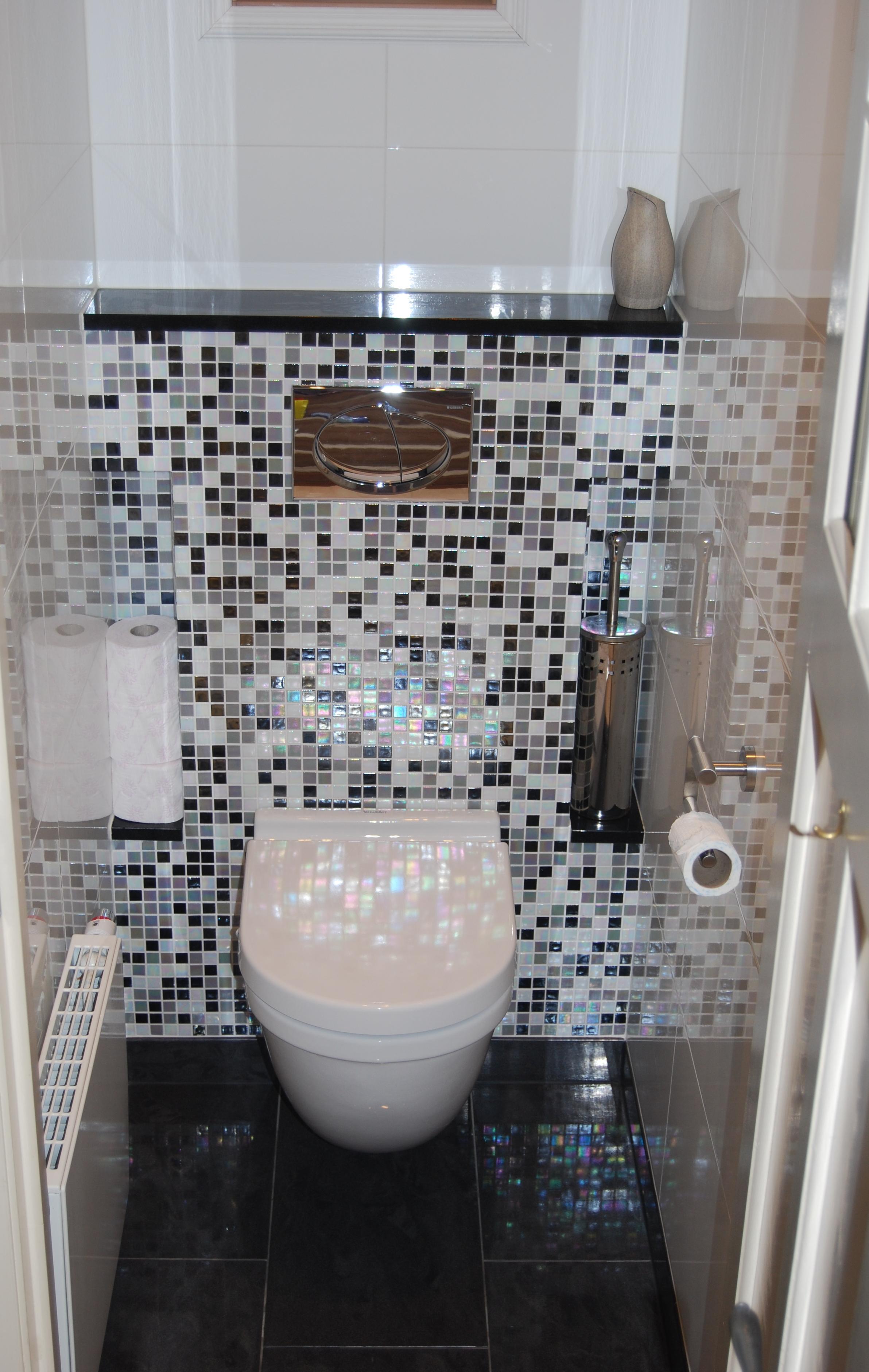 Badkamer inspiratie mozaiek: moza?ek tegels in de badkamer ...