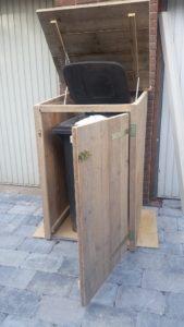 Kliko ombouw steigerhout