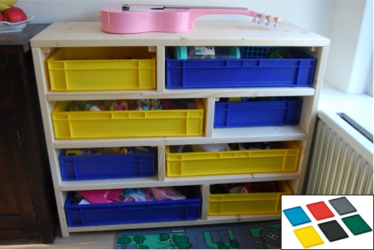Speelgoedkast Op Maat Steigerhout Bouw En